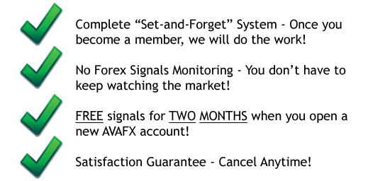 Meilleurs signaux forex