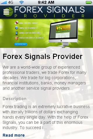 Best forex signal providers list